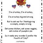 A Patriotic Turkey (Poem for Thanksgiving)