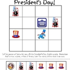 A Perfect Sudoku for President's Day (Primary)