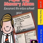 A Picture Perfect Paper Bag Memory Album