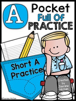 A Pocket Full of Practice: Short A