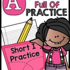 A Pocket Full of Practice: Short I