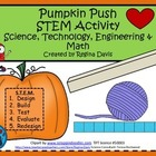 A+ Pumpkin Push STEM Activity: Science, Technology, Engine