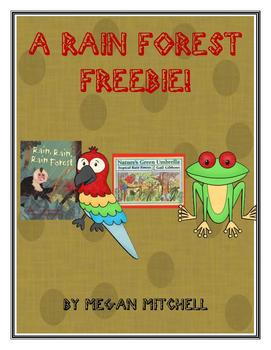 A Rainforest Freebie!