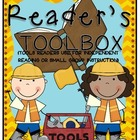 A Reader&#039;s Toolbox {Tools for Reading}