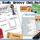 A Really Groovy Class Pack
