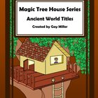A Resource Guide for the Magic Tree House Series (Ancient 