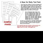 A Rose for Emily Test Pack Faulkner