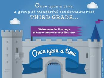 A Royal Welcome: Grade 3 (The First Day of School)
