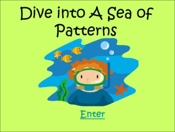 A Sea of Patterns-A Stand-Alone PowerPoint Tutorial on Patterns