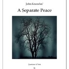 A Separate Peace: 65 Questions, 6 Tests