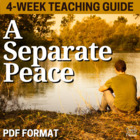 A Separate Peace Common Core-Aligned Literature Guide