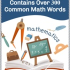 A Simple Math Dictionary