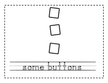 A Snowman - Three Levels of a Printable Book