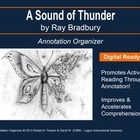 """A Sound of Thunder"" by Ray Bradbury: Annotation Organizer"