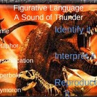 A Sound of Thunder by Ray Bradbury Figurative Language Pow
