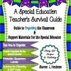 A Special Education Teacher&#039;s Survival Guide
