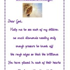 A Teacher&#039;s Prayer