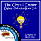 A Teacher&#039;s Resource Guide to Use with The City of Ember