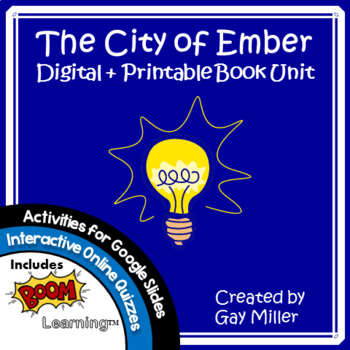The City of Ember contains a full set of lessons for teaching narrative writing using quotations.