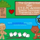 A+ The Gingerbread Man STEM Activity: Science, Technology,