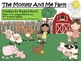 A+    The Mommy And Me Farm: Moving Reader & Word Wall