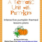 A Thematic Unit with Pumpkins
