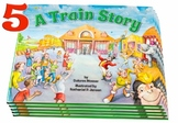 A Train Story, Purchasing 5 for $10.95 each.