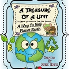 A Treasure Of A Unit For 2nd Grade: A Way To Help Planet E