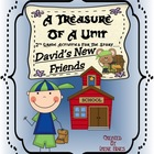 A Treasure Of A Unit For 2nd Grade: David's New Friends {C