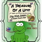 A Treasure Of A Unit For 2nd Grade: Dig, Wait, Listen: A D