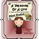A Treasure Of A Unit For 2nd Grade: Meet Rosina {Common Co