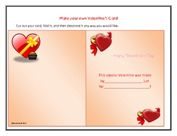 A Warm Your Heart Mini Reading Packet