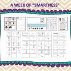 "A Week of ""Smartness"" -A  Week of Smartlessons – Letter Jj"