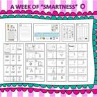 "A Week of ""Smartness"" -A  Week of Smartlessons – Letter Oo"
