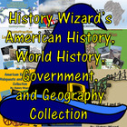 A Whole Year of World and American History Webquests and W