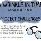 A Wrinkle in Time, by M. L&#039;Engle, Creative Challenges/Projects