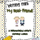 A Differentiated Writing Lesson: My Best Friend