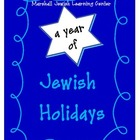 A Year of Jewish Holidays