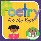 A Year of Poems ~ Shared Reading Kindergarten/1