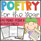 A Year of Poetry Pack