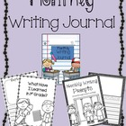 A Yearly Writing Journal-