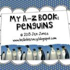 A-Z Book: Penguins