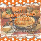 A-Z Book: Thanksgiving