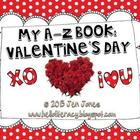 A-Z Book: Valentine&#039;s Day