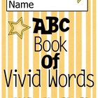 A-Z Vivid Words Book #2