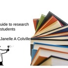 "A guide to ""Research""  for students"