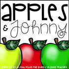 A little unit on Johnny Appleseed &amp; Apples
