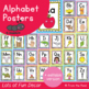 A to Z Poster Display - Single Sounds Phonics Cards