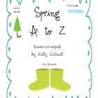 A to Z Spring {CC Aligned}