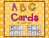 ABC CARDS Freebie